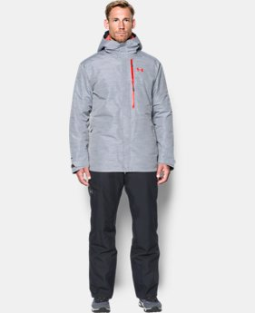 New Arrival Men's UA Storm Timbr Jacket  1 Color $299.99