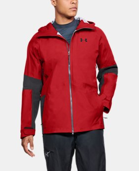 New Arrival Men's UA Storm BL Chugach GORE-TEX® Jacket  1 Color $499.99