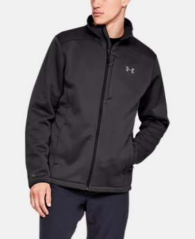 Men's UA Storm Extreme ColdGear® Jacket  3  Colors Available $99.99