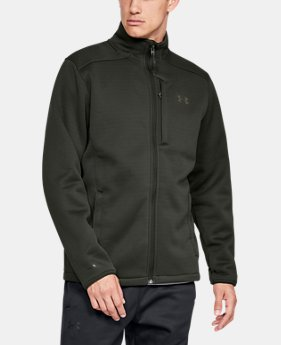 Men's UA Storm Extreme ColdGear® Jacket  2  Colors Available $99.99