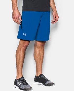 "Men's UA Speedpocket Run 9"" Shorts  1 Color $31.99"