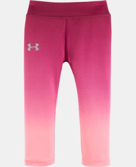 Girls' Pre-School UA Sunrise Capris  1 Color $20.99