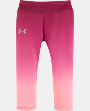 Girls' Pre-School UA Sunrise Capris LIMITED TIME: FREE U.S. SHIPPING 1 Color $20.99