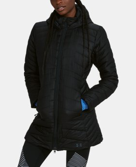 PRO PICK Women's ColdGear® Reactor Parka  3 Colors $249.99