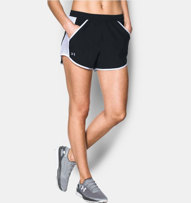 Women s UA Fly-By Shorts  5d145da67