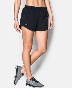 Best Seller Women's UA Fly-By Shorts   $18.74 to $25