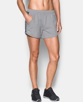 Best Seller Women's UA Fly-By Shorts  6 Colors $24.99