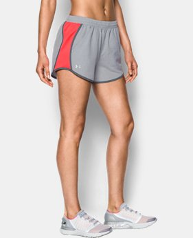 Best Seller  Women's UA Fly-By Shorts  3 Colors $29.99