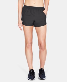 Best Seller Women's UA Fly-By Shorts  7  Colors Available $24.99