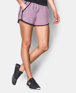 Women's UA Fly-By Shorts