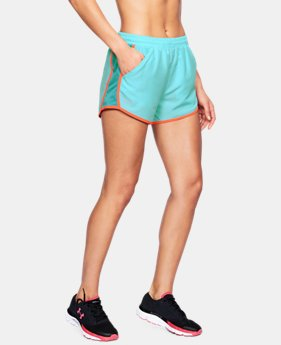 Best Seller Women's UA Fly-By Shorts  1 Color $24.99 to $25