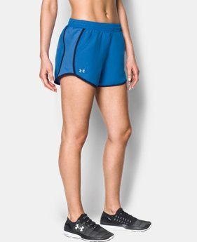 Best Seller Women's UA Fly-By Shorts   $17.99