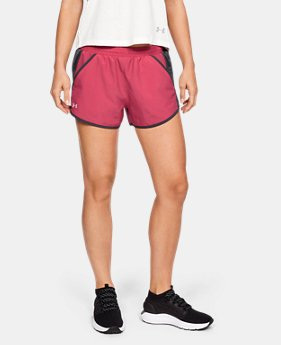 b49c7ddfb Women's UA Fly-By Shorts 3 Colors Available $23.99