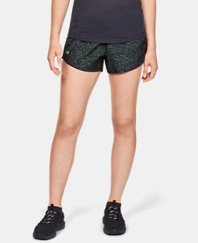 Best Seller Women's UA Fly-By Printed Shorts   $29.99