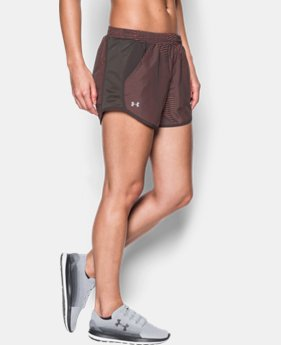 Best Seller Women's UA Fly-By Printed Shorts  1 Color $22.99 to $29.99