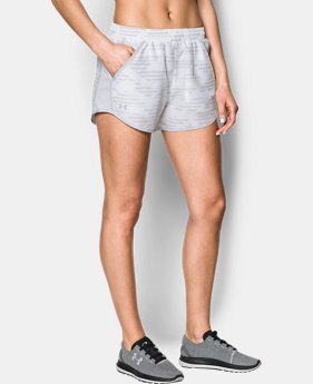 Best Seller  Women's UA Fly-By Printed Shorts  1 Color $34.99