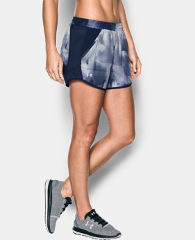Best Seller Women's UA Fly-By Printed Shorts   $16.88