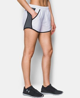 Women's UA Fly-By Perforated Shorts  2 Colors $29.99