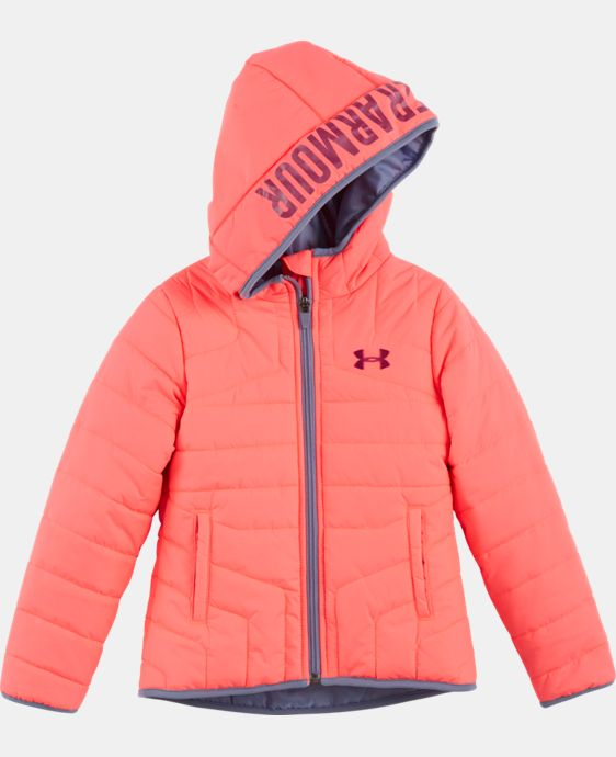 Girls' Infant UA Feature Puffer Jacket LIMITED TIME: FREE U.S. SHIPPING 1 Color $57.99