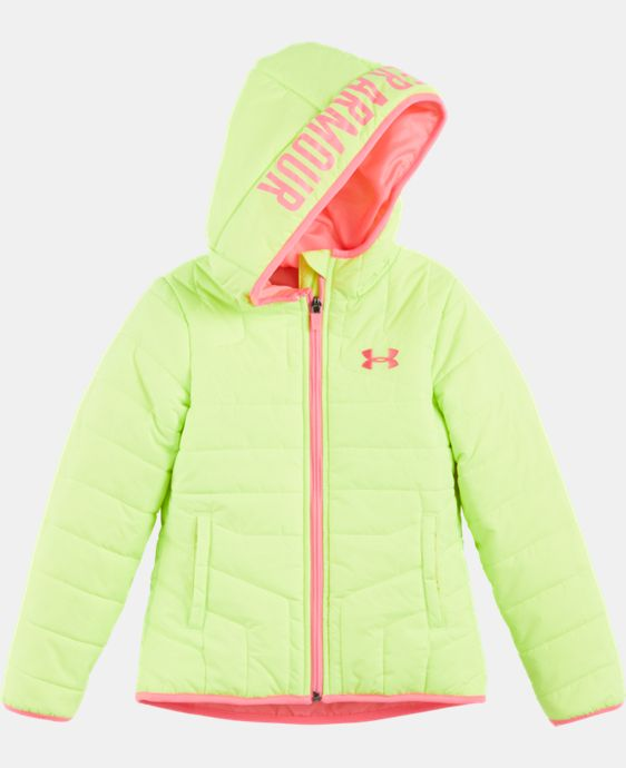 Girls' Pre-School UA Feature Puffer Jacket   $44.99 to $59.99