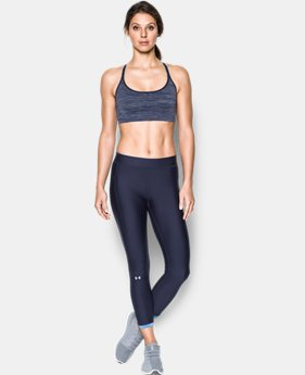 Women's UA Threadborne™ Seamless Low Heathered Sports Bra  2 Colors $27.99 to $29.99