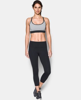 Women's UA Threadborne™ Seamless Low Pop Sports Bra  1 Color $34.99