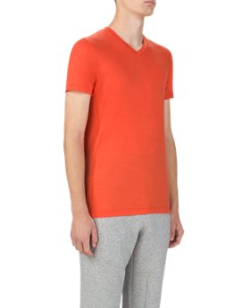 Men's UAS Prime Short Sleeve V-Neck  1 Color $44.99