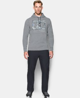 Men's UA Threadborne™ Hoodie LIMITED TIME OFFER 1 Color $48.99