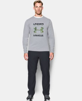 Men's UA Threadborne™ Crew  3 Colors $54.99