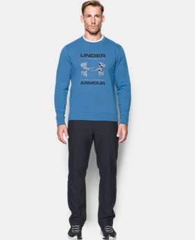 Men's UA Threadborne™ Crew  1 Color $41.24