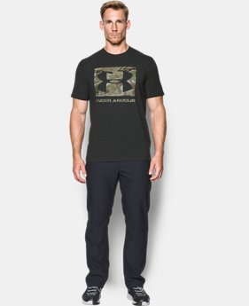 Men's UA Camo Knockout Logo T-Shirt  5  Colors $20.99 to $26.24