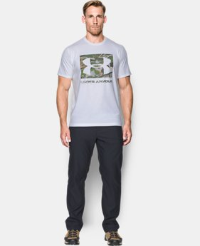 Men's UA Camo Knockout Logo T-Shirt  1 Color $34.99