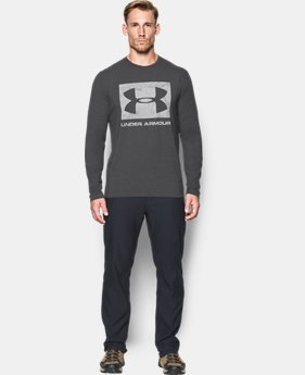 Men's UA Camo Knockout Long Sleeve T-Shirt  2 Colors $34.99