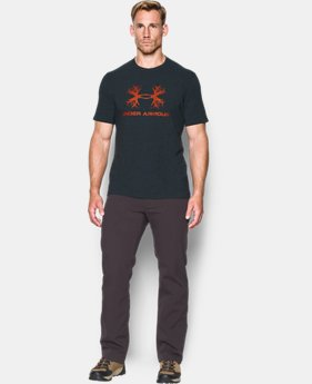 Men's UA Antler T-Shirt  5 Colors $24.99