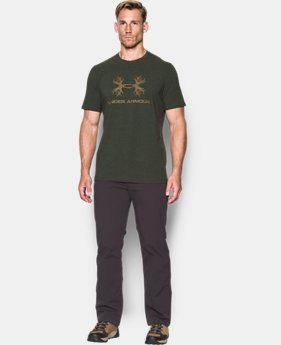 Men's UA Antler T-Shirt  1 Color $18.74
