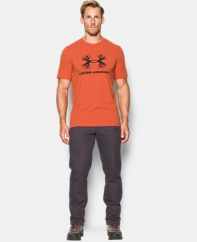 Men's UA Antler T-Shirt  3 Colors $18.74