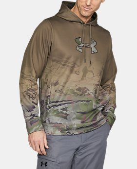 Men's UA Storm Caliber Faded Hoodie LIMITED TIME OFFER 4 Colors $39.99