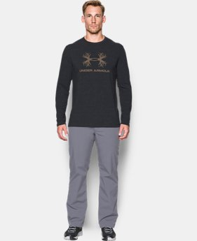 Men's UA Antler Long Sleeve T-Shirt  3 Colors $29.99