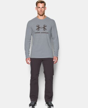Men's UA Antler Long Sleeve T-Shirt  1 Color $22.49
