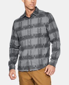 Men's UA Borderland Flannel  3 Colors $89.99