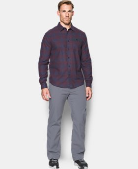 Men's UA Tradesman Lightweight Flannel  1 Color $59.99