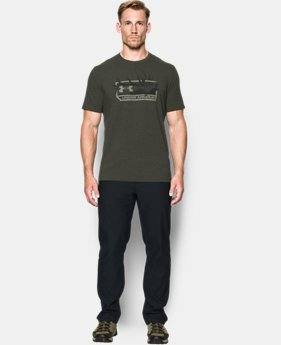 New Arrival  Men's UA Elk Pill T-Shirt  1 Color $29.99