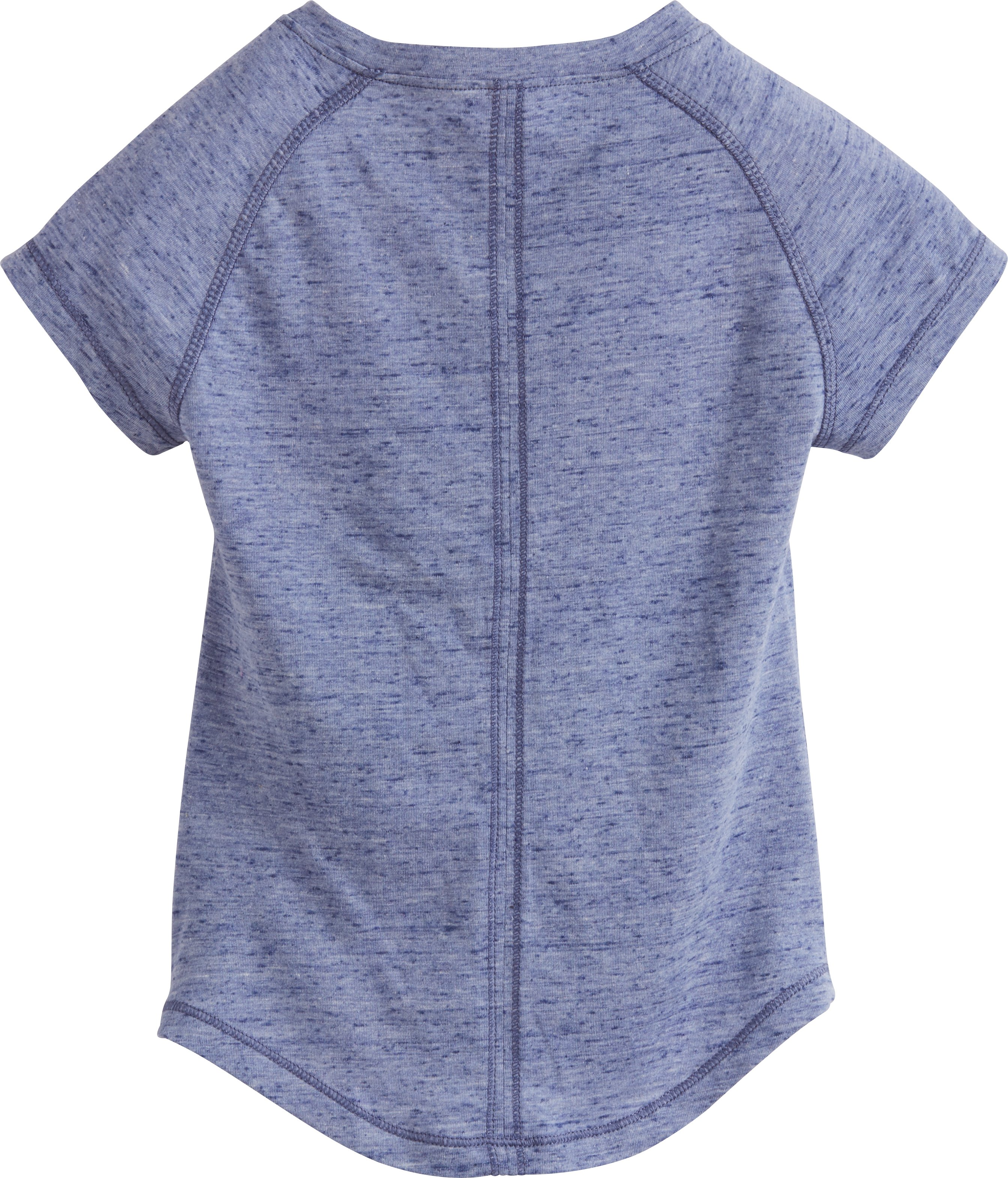 Girls' Toddler UA I Can & I Will V-Neck, AURORA PURPLE