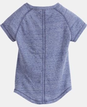 New Arrival Girls' Toddler UA I Can & I Will V-Neck  1 Color $21.99