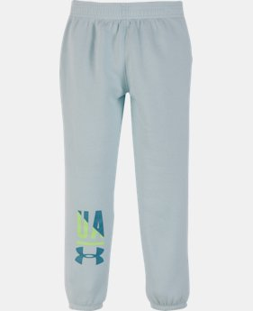 New Arrival Girls' Toddler UA Favorites Jogger   $29.99