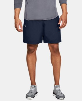 Men's UA Woven Graphic Shorts  1 Color $34.99