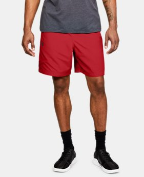 Men's UA Woven Graphic Shorts  1  Color Available $34.99