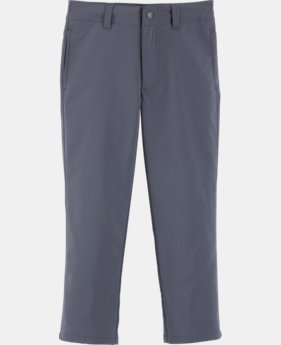 Boys' Pre-School UA Match Play Pants LIMITED TIME: FREE U.S. SHIPPING 1 Color $39.99