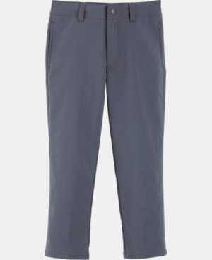 Boys' Pre-School UA Match Play Pants LIMITED TIME: FREE U.S. SHIPPING 3 Colors $39.99