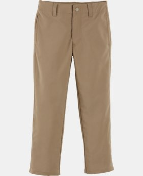 Boys' Pre-School UA Match Play Pants  1 Color $29.99